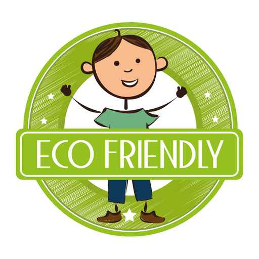 eco-friendly house cleaning service in el paso texas image of child with green background